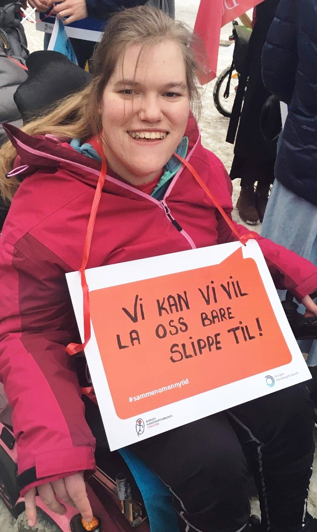 JAG arrangerer debatt med ungdomspolitikere i Arendal torsdag 15 august kl. 14.00 – Uten BPA stopper mitt liv!