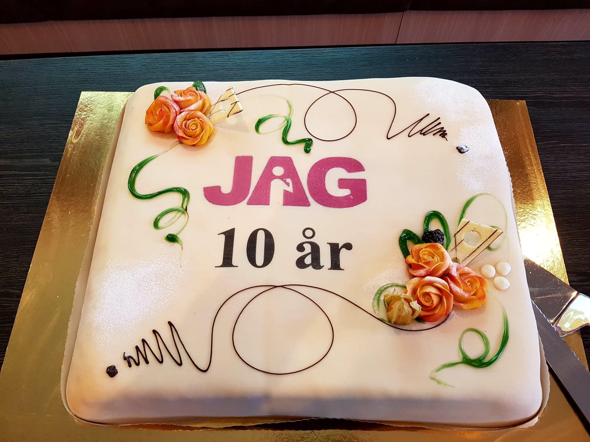 JAG ASSISTANSE 10 ÅR!
